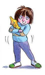 Ужасния Хенри - Tony Ross illustration - http://www.francescasimon.com/about/