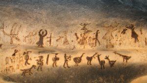 Пещерни рисунки - Магурата - 100 туристически обекта